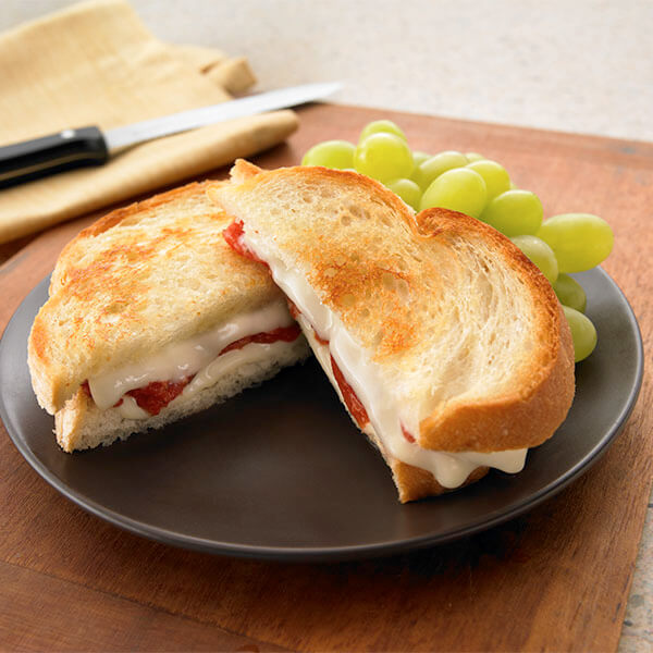 Tomato Soup Grilled Cheese Image
