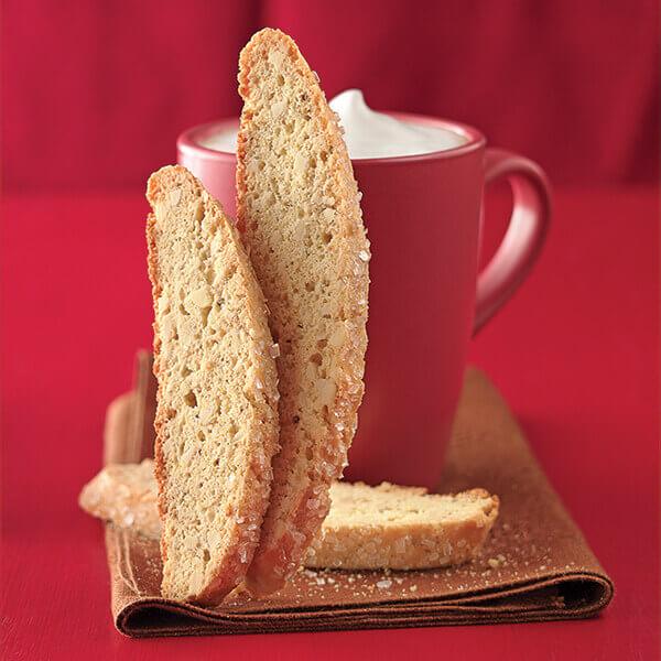 Almond Anise Biscotti Image