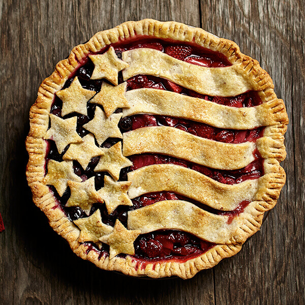 American Berry Pie Image