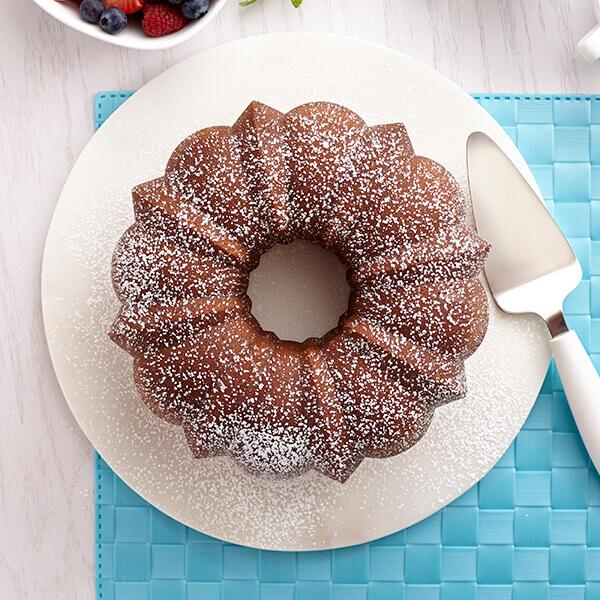 Vanilla Pound Cake (Gluten-Free Recipe)