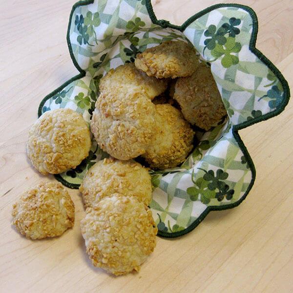Blarney Stone Butter Cookies Recipe