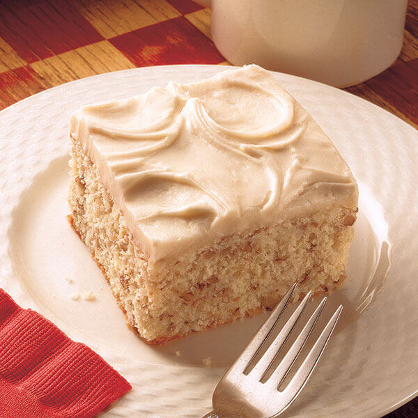 Browned Butter Cake Image