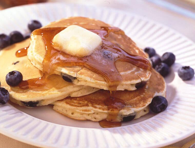 Buttermilk Pancakes Recipe Land O Lakes