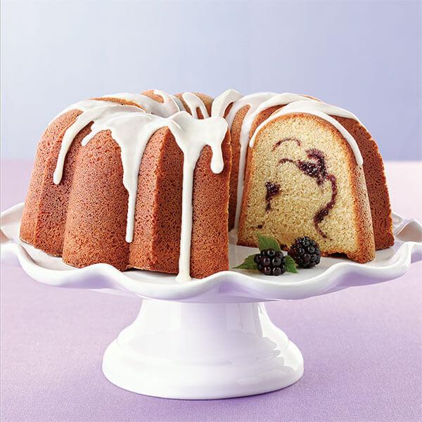 Blackberry Cake Recipe