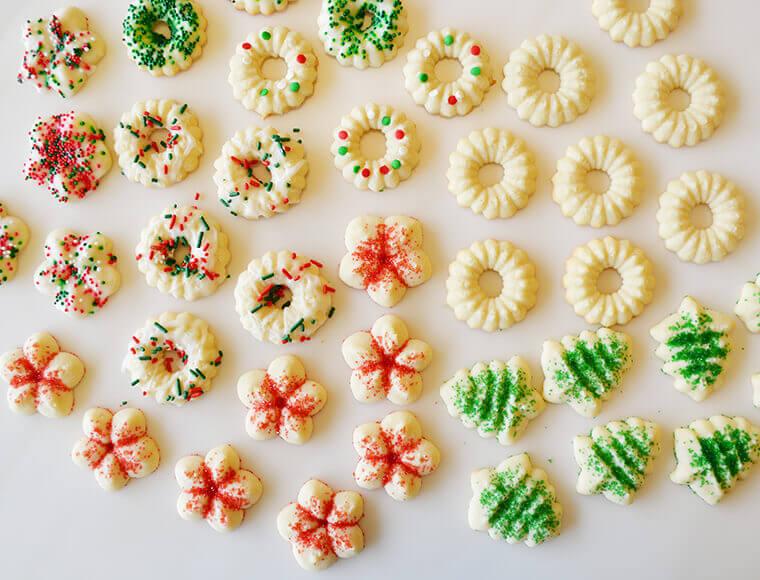 Best Ever Spritz Cookies Gluten Free Recipe Recipe Land O Lakes