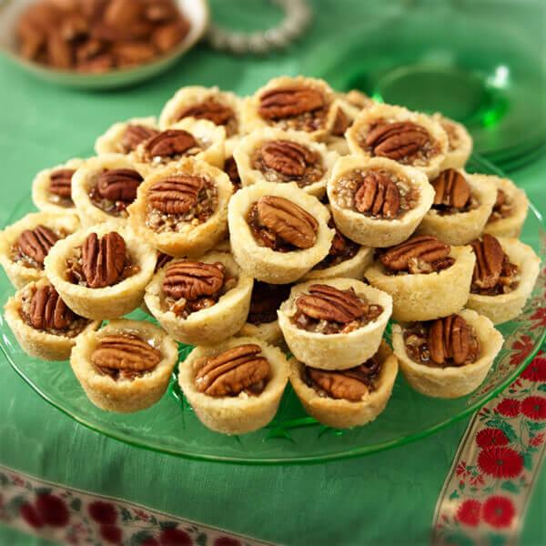 Butter Pecan Tartlets Image