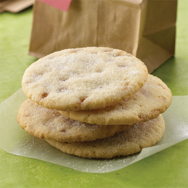 Butter Toffee Cookies Image