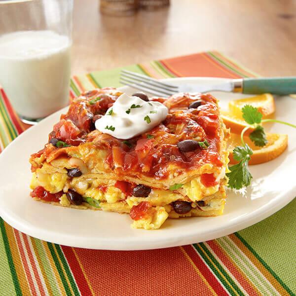 Breakfast Enchilada Bake Image
