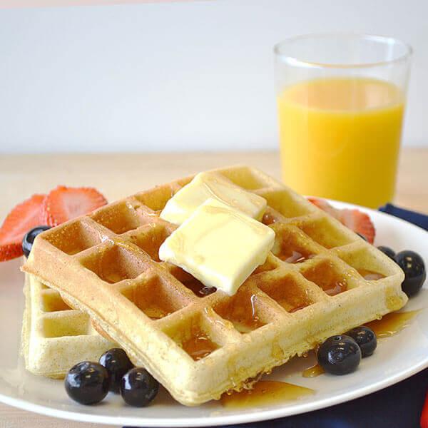 Best Ever Waffles Image