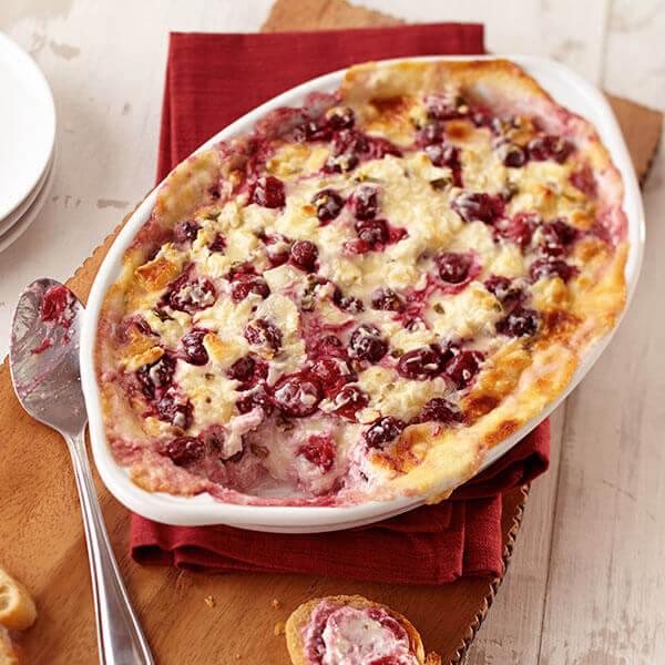 Baked Cranberry Jalapeno Dip