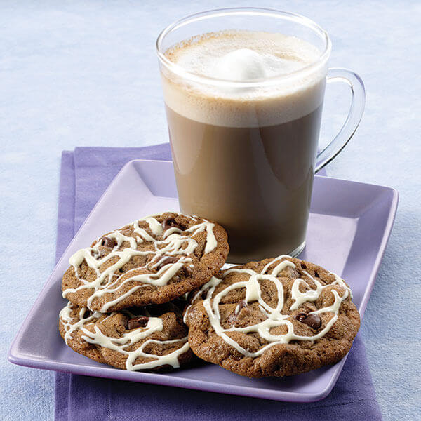 Cappuccino Chocolate Chip Cookies Recipe