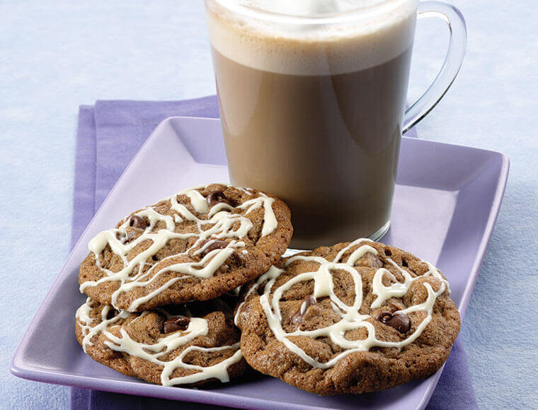 Cappuccino Chocolate Chip Cookies Recipe | Land O'Lakes