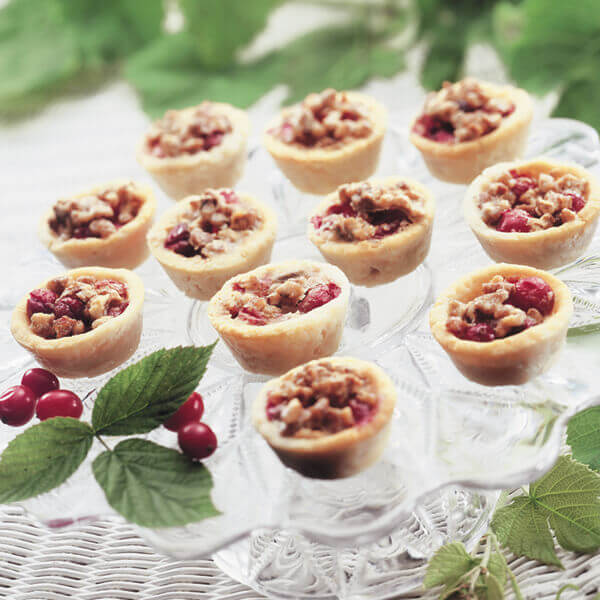 Cranberry Tarts Image