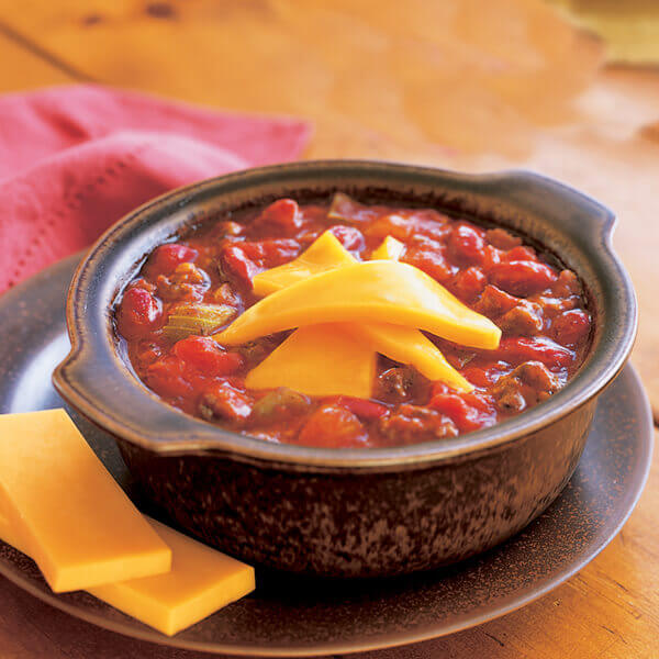 Classic Chili Bowl Image