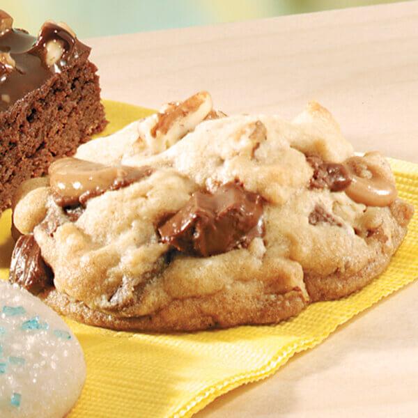 Chocolate Toffee Cookies Recipe
