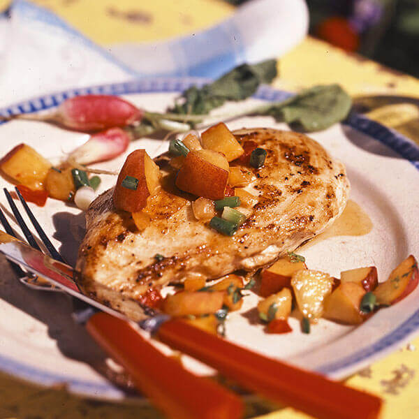 Chicken and Salsa Recipes