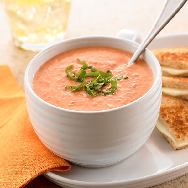 Creamy Tomato Soup Recipe Land O Lakes