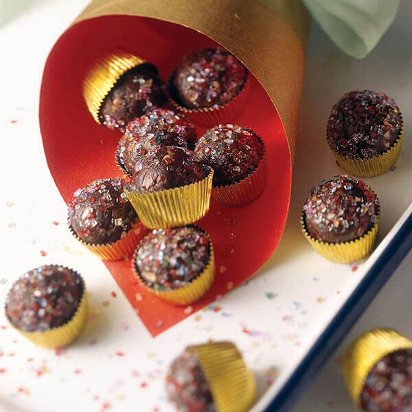 Chocolate Amaretto Balls Image