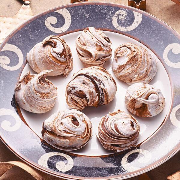Chocolate Swirl Divinity Image