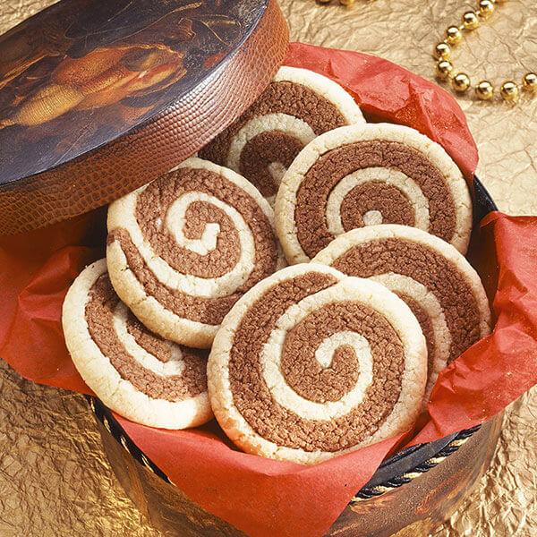 Chocolate Pinwheels Image