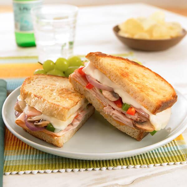 California Sourdough Sandwich