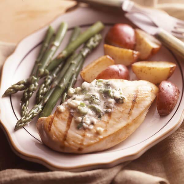 Blue Cheese Chicken Breast Recipe