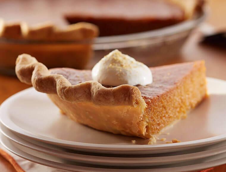 Classic Pumpkin Pie Recipe Land O Lakes