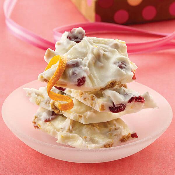 Cranberry Almond Bark Recipe