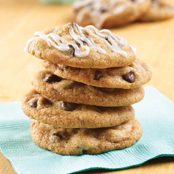 Chocolate Chip and Ginger Cookies Recipes
