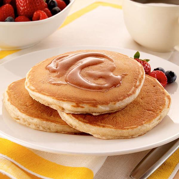 Cinnamon Sugar Pancakes Image