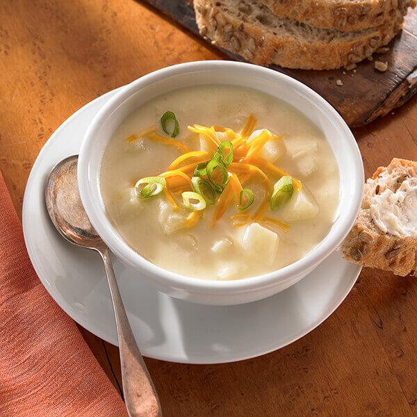 Creamy Potato Soup Image