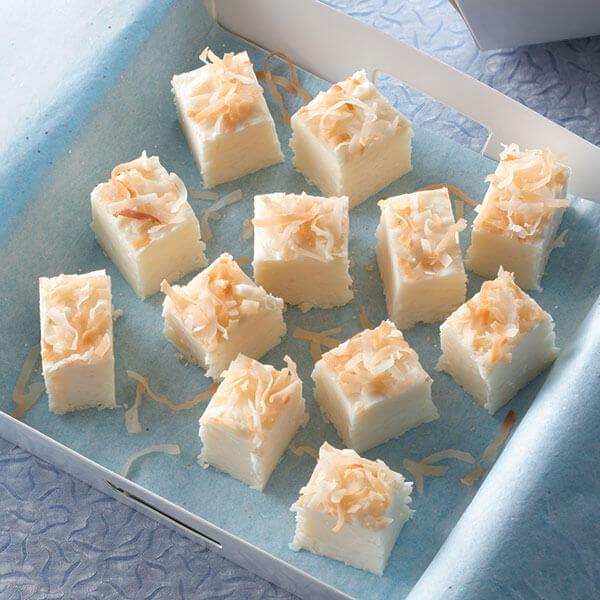 Coconut Crème Fudge Image
