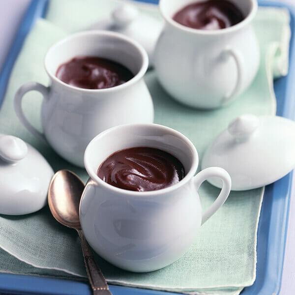 Decadent Chocolate Custard Image