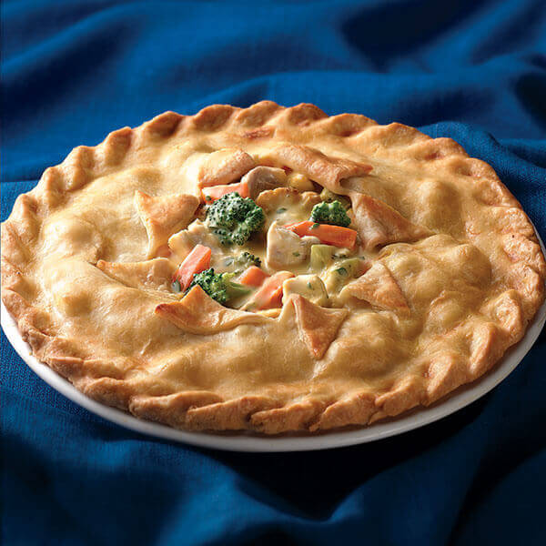 Deep Dish Chicken Pot Pie Recipe