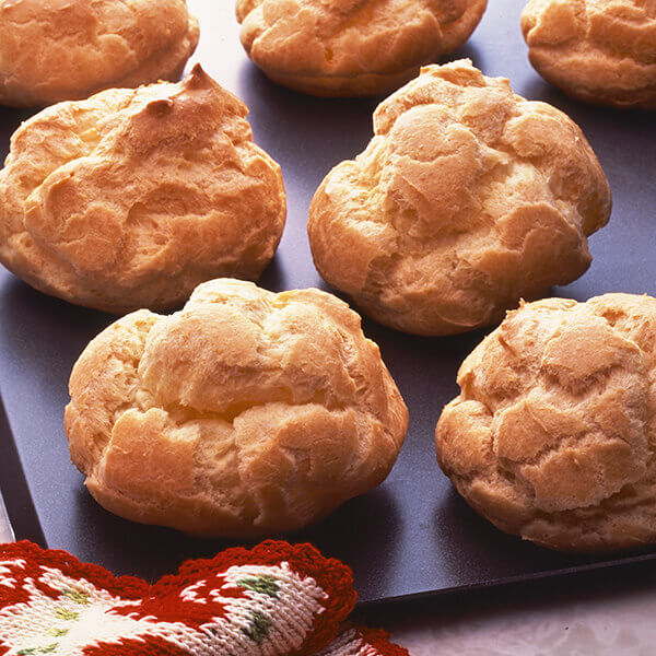 Danish Cream Puffs Image