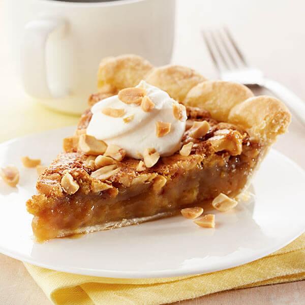 Dixieland Peanut Pie Image