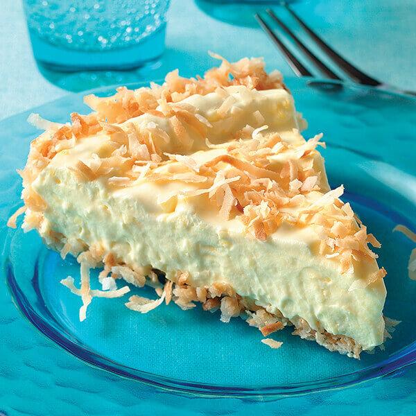 Easy Coconut Cream Pie Recipe