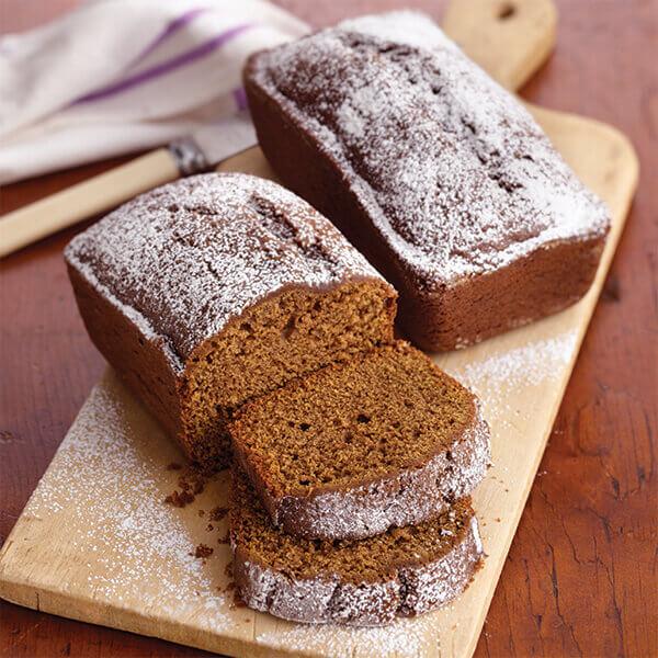 Fresh Ginger Gingerbread