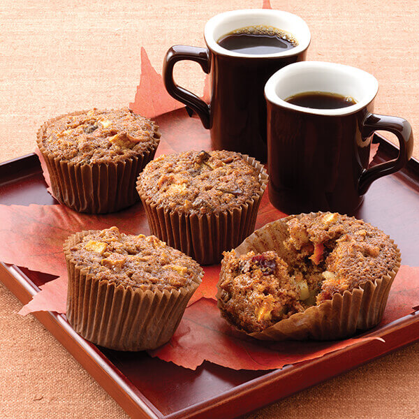 Fall Harvest Muffins Image