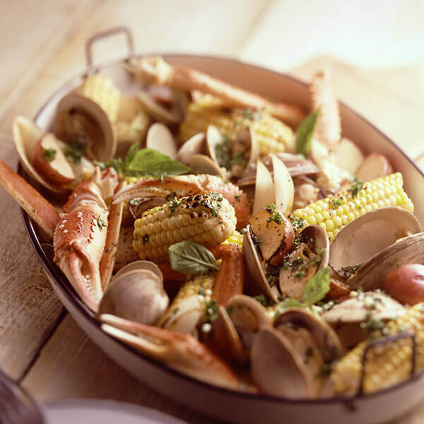 Grilled Clam Bake Image