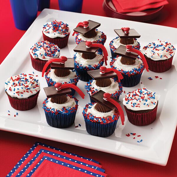 Graduation Cupcake Recipes