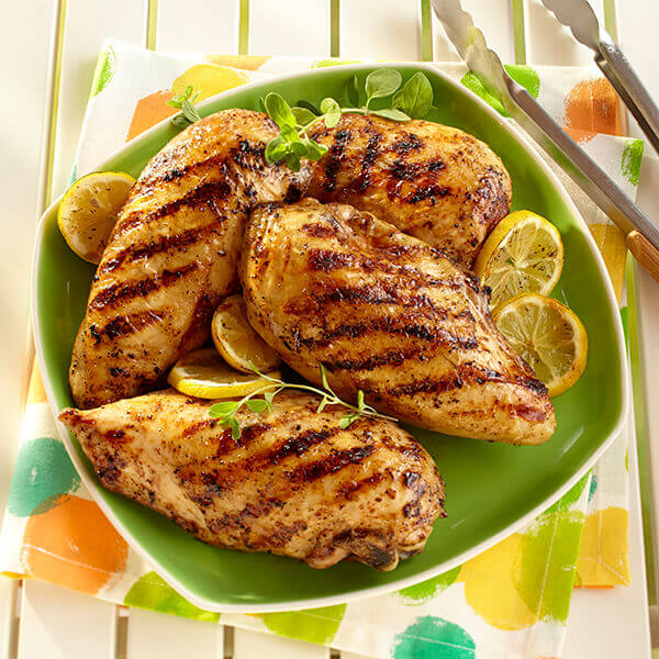Grilled Lemon Pepper Chicken Image