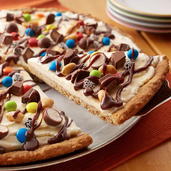Ice Cream Cookie Pizza Recipe