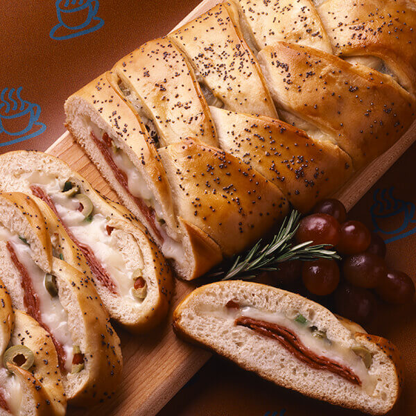 Italian Appetizer Bread Recipe Land O Lakes