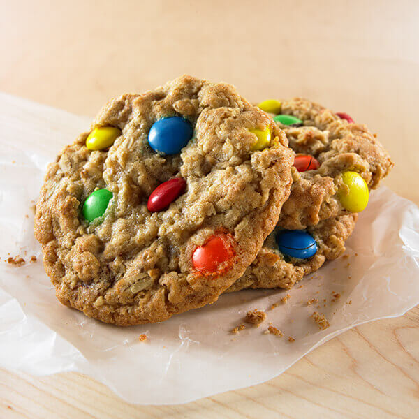 Lunch Box Oatmeal Cookies Image