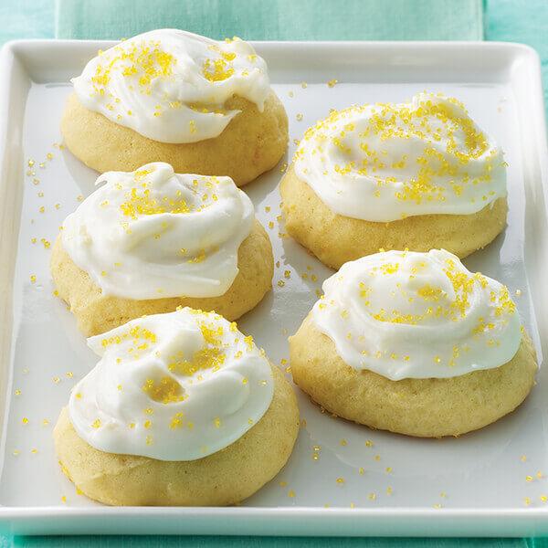 Lemon Drop Cookies Image