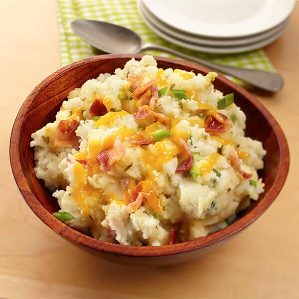 Loaded Mashed Potatoes Image