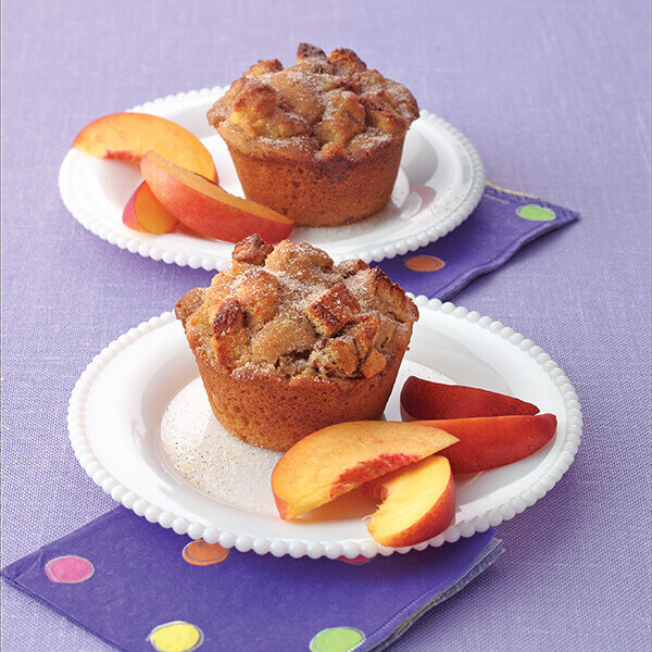 Maple French Toast Muffins Image
