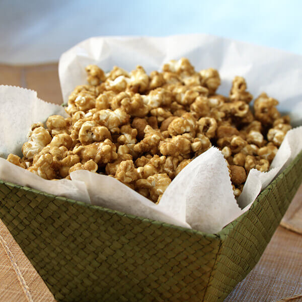 Oven Caramel Corn Image