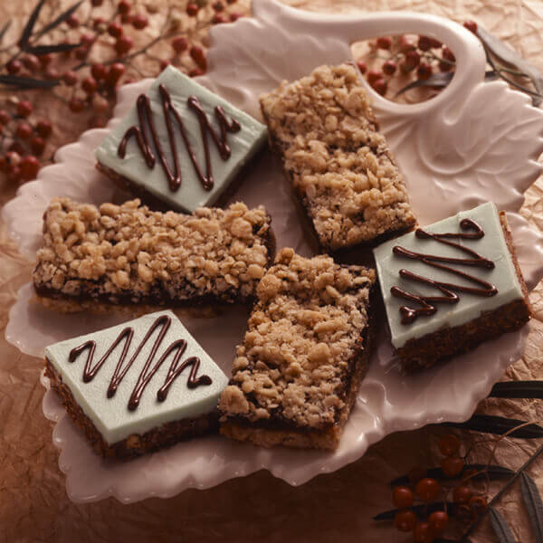 Old-Fashioned Date Bars Image
